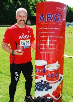David Pickles is ex-military & after an horrific accident he was told he would never run again. A year later, he climbed Mt. Kilimanjaro. #argi #health #fitness #stamina #energy #aloevera #sport #wellness #inspirational #bloggers #foreverliving www.mairemtd.flp.com