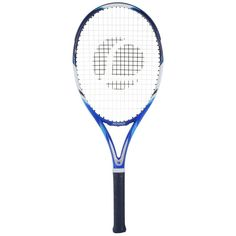 Check out our New Product  TR760 Adult tennis racket in Blue Sports Occasional tennis players and or beginners looking for an easy to swing, powerful, comfortable racket.This rackets graphite fibre components provide comfort on ball impact and its light weight makes it easy to swing. Size: GRIP 2  ₹1,979