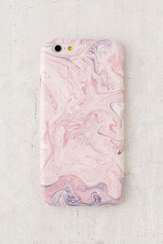 Understated Leather Marbled iPhone 6/6s Case