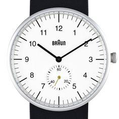 Braun BN0024 | Designer Watches | Dezeen Watch Store #orologio #design #selected2012