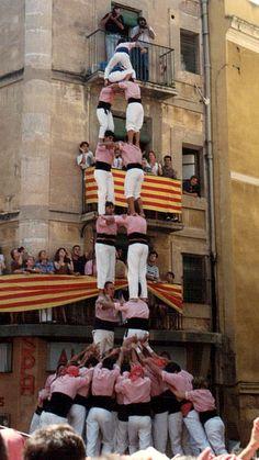 2de8f. Colla Castellera Xiquets de Tarragona.