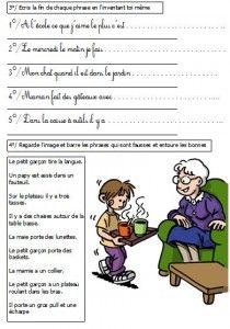 Fiches de Lecture CP compréhension débutants lecteurs et confirmés | BLOG GS CP CE1 CE2 de Monsieur Mathieu JEUX et RESSOURCES