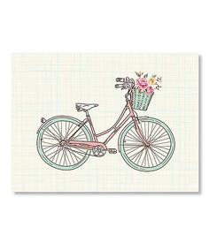 Bicycle Boxed Notecards - Set of 10