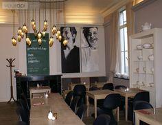 Restaurant Lepelblad Ghent Belgium