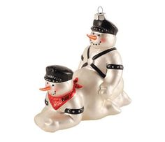 Excellent gag gift for MIL next year!! pornaments....lmao, omg