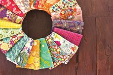 Indie Fabric Round (Place to buy fabric online)