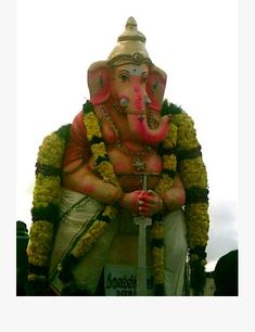 Click to enlarge Fairs And Festivals, Workshop Organization, Indian Heritage, Ganesha, Chennai, Idol, Statue, City, Ganesh