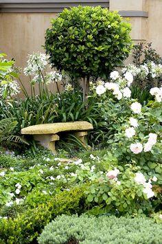 Lovely, tranquil garden spot