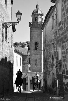 Borghi da scoprire: Busachi (Oristano). foto di Matteo Setzu
