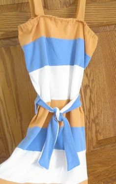 Bathing Suit Cover-Up Tutorial
