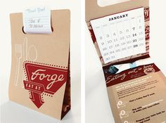 Packaging and promotional mailer