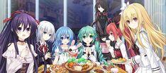 Lolis Anime, Anime Ninja, Anime Films, Kawaii Anime, Anime Angel, Anime Characters, Date A Live, Anime Sisters, Anime Date