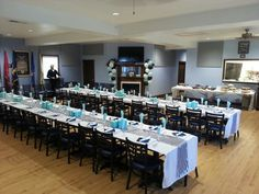 Breakfast at Tiffanys themed Bridal Brunch. Tiffany Blue. Tiffany & co. #brunch #shower #tiffanyblue #tiffanycenterpieces