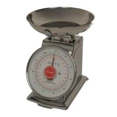 Mercado Analog Scale 6lb w/Bowl : The Brooklyn Kitchen and The Meat...