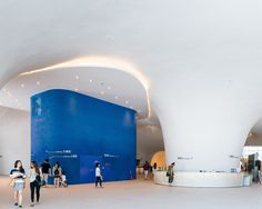 Gallery of Toyo Ito's Taichung Metropolitan Opera House Photographed by Lucas K Doolan - 48