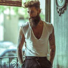 Beard wonderful