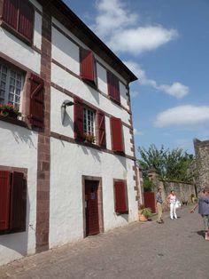 St. Jean Pied De Port....  albergue house