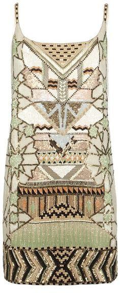 Allsaints Newaz Dress in Beige (pistachio)  dressmesweetiedarling