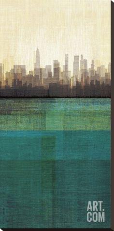 'Metropolitan Jewel-Box, Emerald' by Amori Framed Painting Print Image Beautiful, Beautiful Life, Simply Beautiful, Illustration Art, Illustrations, Pics Art, Art Plastique, Oeuvre D'art, Framed Art Prints