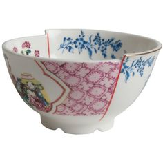 Seletti Hybrid Cloe Fruit Bowl By (€39) ❤ liked on Polyvore featuring home, kitchen & dining, serveware and seletti