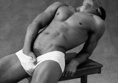 David gandy foto nude visible