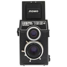 cde012d96aa4d7 I really really want one of these!!! Lomography Lubitel 166+ 35mm