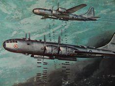 B-29's