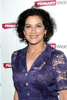 Saundra Santiago attends the 'Harbor' opening night at 59E59 Theaters on August 6, 2013 in New York City.