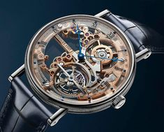 The style of Breguet | Time and Watches | The watch blog Luxury Watches, Rolex Watches, Watches For Men, Most Popular Watches, Watch Blog, Skeleton Watches, Bib Necklaces, Elegant Watches, Fashion Bracelets