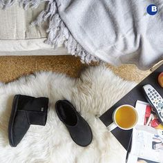 Start your day with EMU sheepskin slippers and booties! Sheepskin Slippers, Sheepskin Boots, Cold Feet, Slipper Boots, Emu, Ugg Boots, Uggs, Winter, Shopping