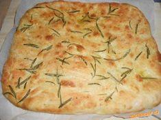 Home Recipes, Bread Recipes, Baking Recipes, Czech Recipes, Italian Recipes, Ethnic Recipes, Pizza Bianca, Homebrew Recipes, Fast Dinners