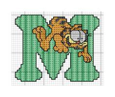 13/26.   Garfield m