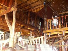 Treehouse Bar- Chalok Baan Kao, Koh Tao - my favourite place to chill out in Thailand