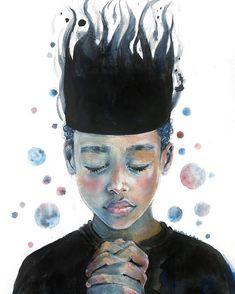 Shahir Ampey (artbyshahir)... | Kai Fine Art