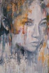 Schilderij Yin van Evelyn Hamilton Hamilton, Watercolor, People, Painting, Art, Pen And Wash, Art Background, Watercolor Painting, Watercolour