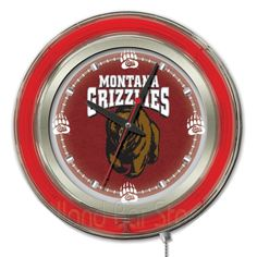 Use this Exclusive coupon code: PINFIVE to receive an additional 5% off the University of Montana Neon Logo Clock at SportsFansPlus.com