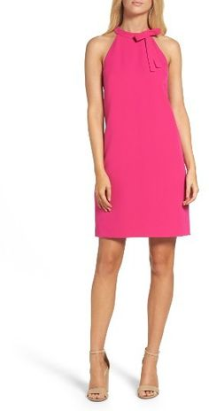 143979d8c New Maggy London Scuba Shift Dress (Regular   Petite)
