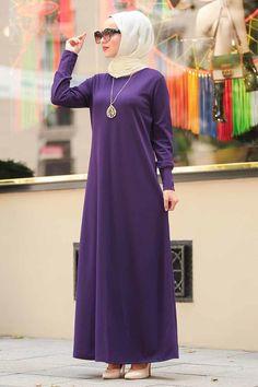 Islamic Fashion, Muslim Fashion, Street Hijab Fashion, Fashion Outfits, Abaya Designs, Nevada, Indigo, African, Chic