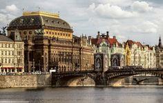 Narodni Divadlo, Prague