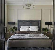 Beautiful House Tips And Techniques For Contemporary Interior Design Luxury Bedroom Design, Bedroom Bed Design, Home Decor Bedroom, Small Master Bedroom, Modern Bedroom, Where To Buy Bedding, Beautiful Bedroom Designs, Contemporary Interior Design, House Beds