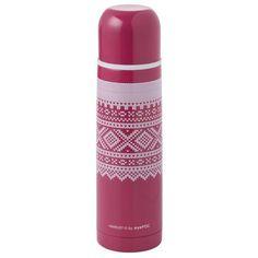Termos Marius® - Bringebær 500ml - Hyttefeber.no Lipstick, Beauty, Products, Pink, Lipsticks, Beauty Illustration, Gadget
