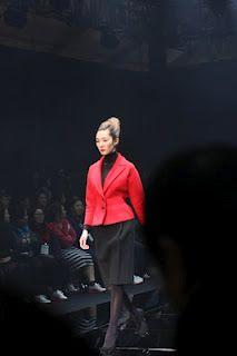 서울패션 위크 - 신장경 디자이너 Seoul Fashion Week 2012 FW / Shin Jang Kyoung | Recuerdos de mi vida
