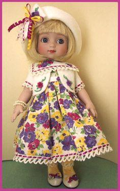 ann estelle   Ann Estelle - dressydolly.com   Doll Clothes Inspiration