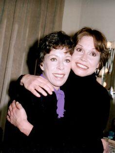 Carol Burnett & Mary Tyler Moore