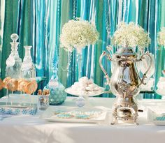 gorgeous, classy baby shower pictures and ideas | CHRISTMAS | Detalles perfectos para un Baby shower de Invierno