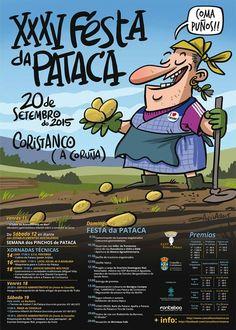 XXXV Festa da Pataca en Coristanco