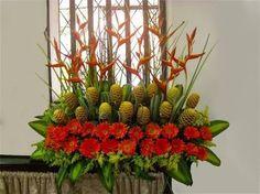 arreglos de flores exoticas grandes - Buscar con Google