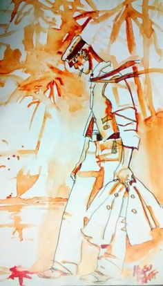 Corto Maltese (Hugo Pratt) Maltese, Hugo Pratt, Bd Comics, Chef D Oeuvre, Mural Art, Comic Artist, Graphic, Comic Strips, Les Oeuvres