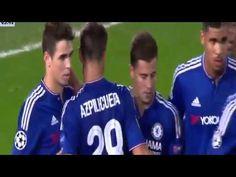 Chelsea vs Maccabi Tel Aviv 4 0 All Goals & Highlights 16 9 2015 Champio...