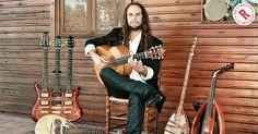 """El guitarrista Amir John Haddad nos presenta su espectáculo """"De Este a Oeste"""""""